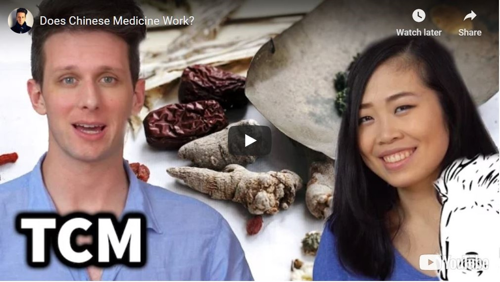 Does Traditional Chinese medicine Work?